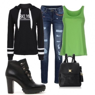 Outfit Urban #7080