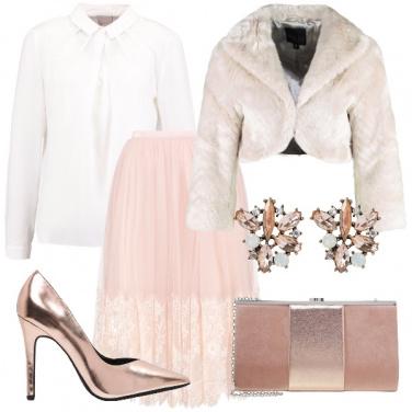 Outfit Cerimonia di fine autunno