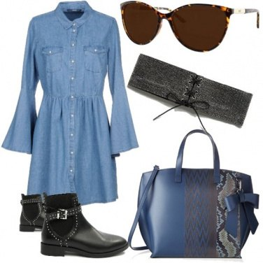 Outfit Urban #7089