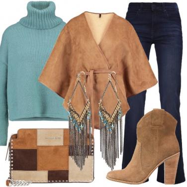 Outfit I colori del deserto