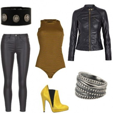 Outfit Rock #3031