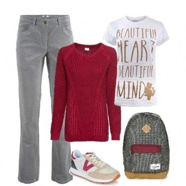 Outfit Sportiva con brio