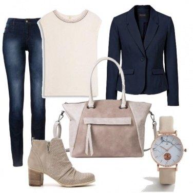 Outfit Ritorno a lavoro