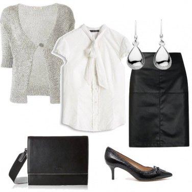 Outfit Femminile in ufficio