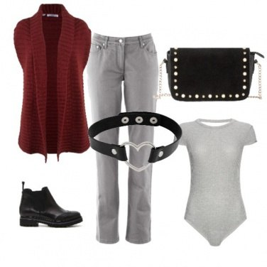 Outfit Capsule autunnale #4