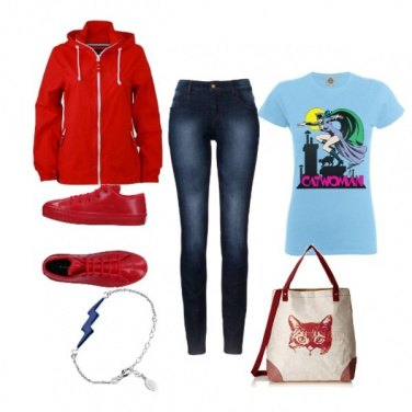 Outfit Autunno color
