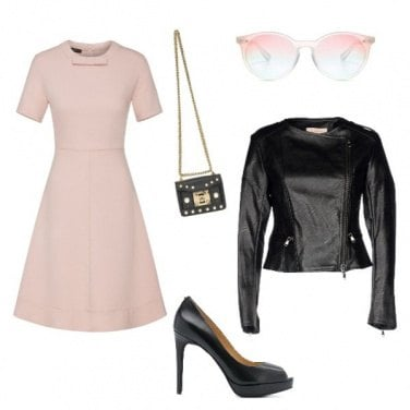 Outfit Pink is fashion