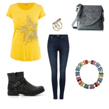 Outfit Trendy teenager