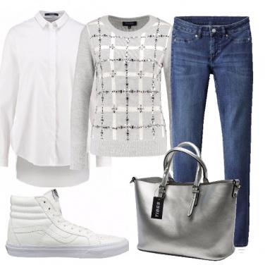 Outfit Dettagli lurex