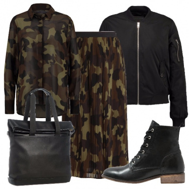 Outfit Il completo militare
