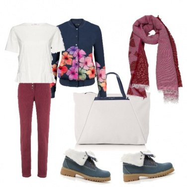 Outfit Autunno a colori
