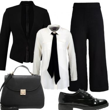 Outfit Con la cravatta