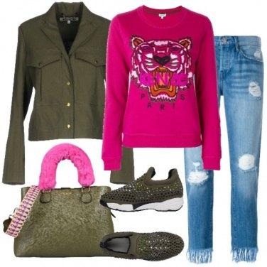 Outfit La forza dei colori