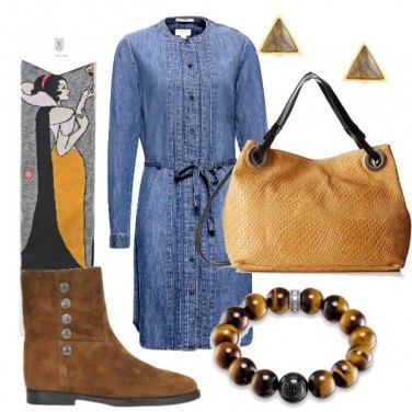 Outfit I calzini disney