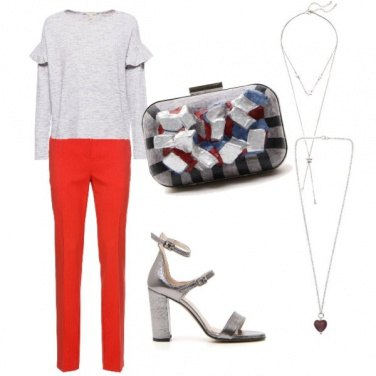 Outfit Serata low cost