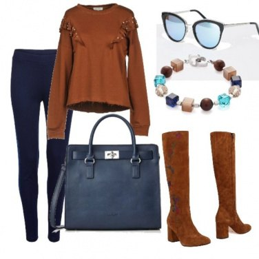 Outfit Urban #7112