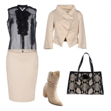 Outfit Sabbia