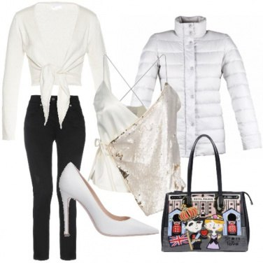 Outfit White day