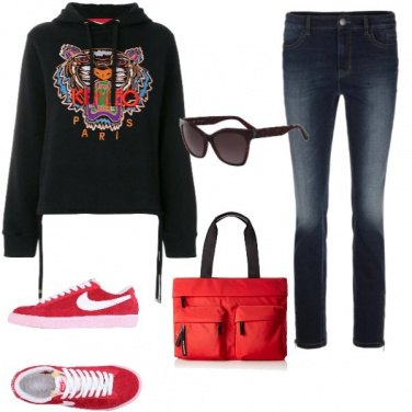 Outfit Urban #7134