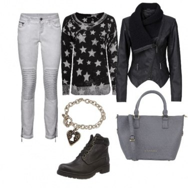 Outfit Women in black