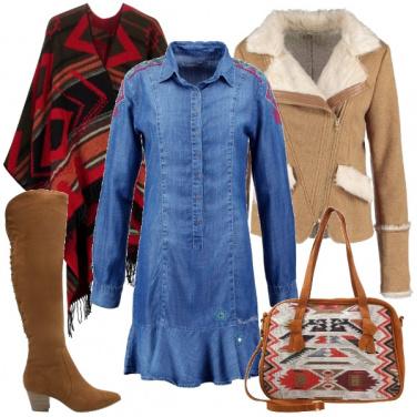 Outfit Divertente ed alternativo