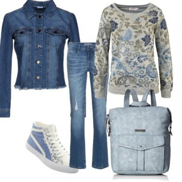 Outfit Urban #7164