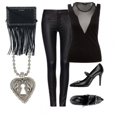 Outfit Rock #3062