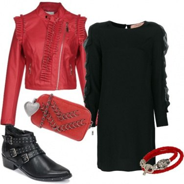 Outfit I love rock\'n roll