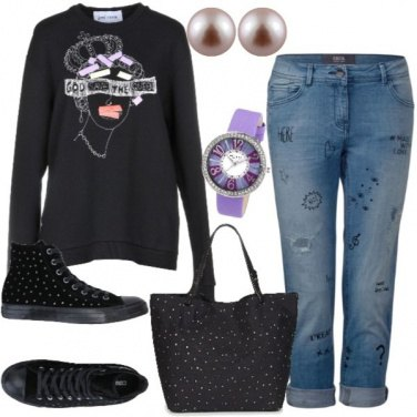 Outfit Urban #7168