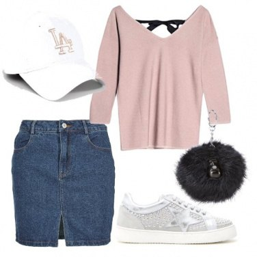 Outfit Urban #7170