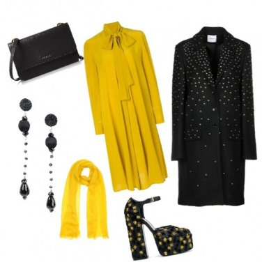Outfit Come l ape Maia