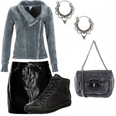 Outfit Metropolitan felpato