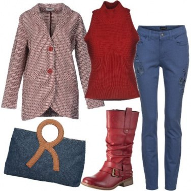 Outfit Il cappotto vintage style