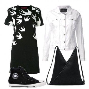 Outfit Una rondine non fa primavera