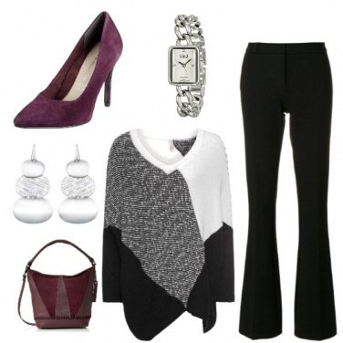 Outfit Magenta