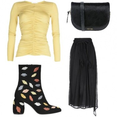 Outfit Mille baci
