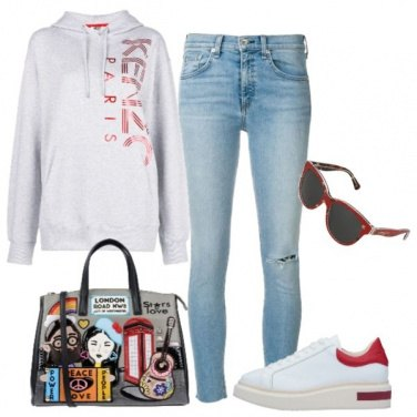 Outfit Kenzo
