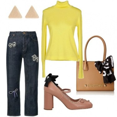 Outfit L\'estate d\'autunno