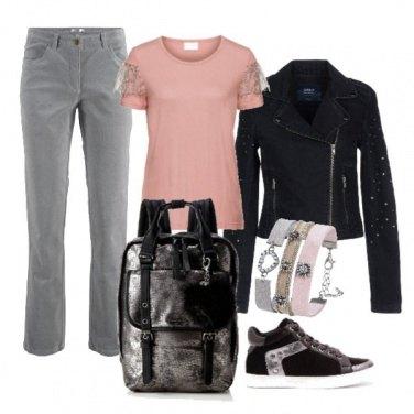 Outfit Basic university