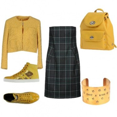 Outfit College#1