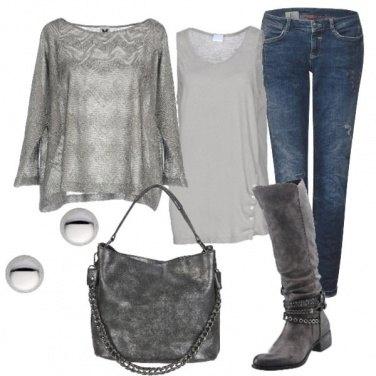 Outfit Autunno...grigio