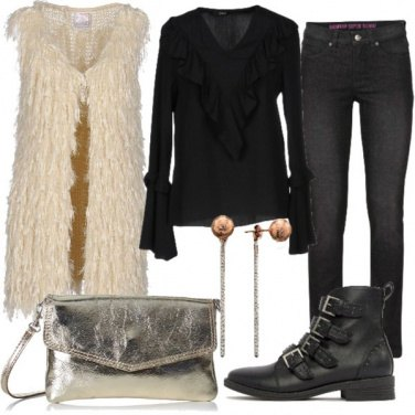 Outfit Serata trendy
