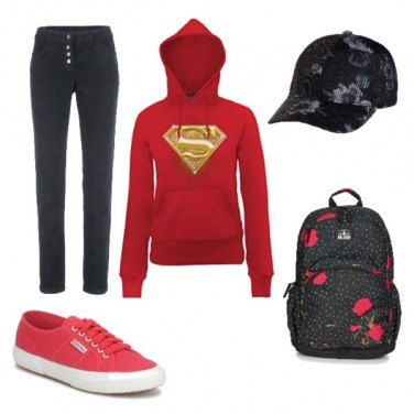 Outfit Urban #7177