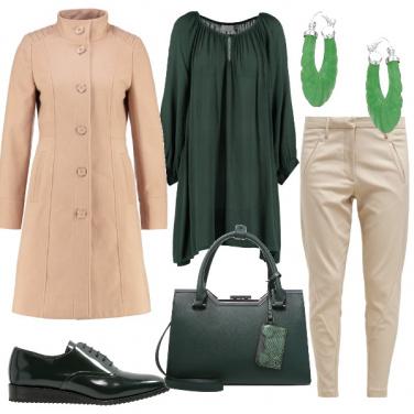 Outfit Amo il verde