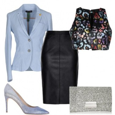 Outfit Let it shine