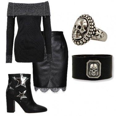 Outfit Rock Ferrante