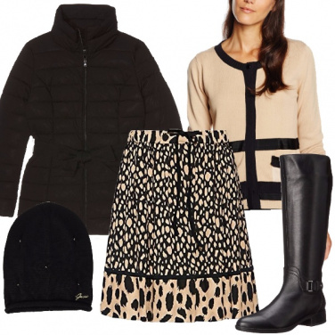 Outfit Diversamente animalier