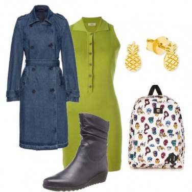 Outfit Autunno vivace