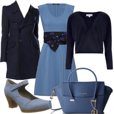 Outfit Ufficio bon ton