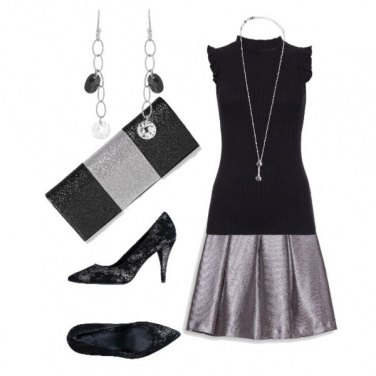 Outfit Ok, esco